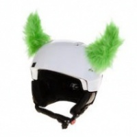 Crazy Uši - ROHY zelené