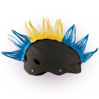 Crazy Uši ozdoba na helmu - Číro Wiggystyle Spike Sweden