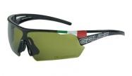 brýle SALICE 006ITAIR black/IR infrared/transparen