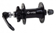 náboj přední Q-Lite QL-S16F disc 36H ložisk.,6 děr