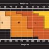 SKINS Snow Thermal Black/Orange 3/4 Tights