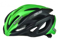 přilba SALICE GHIBLI black-green 54-58 cm