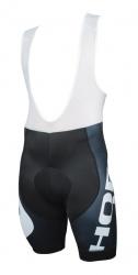 kalhoty krátké s laclem HQBC Q Team černé