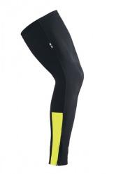 Etape - návleky na nohy, černá/žlutá fluo