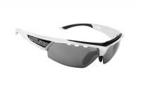 brýle SALICE 005CRXB white-black/CRX smoke/transpa