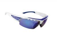 brýle SALICE 005CRXB white-blue/CRX smoke/transpar