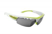 brýle SALICE 005RWB white-yell./RW black/transpare