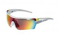 brýle SALICE 006CDM whiteCDM/RW red/radium