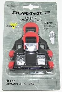 kufry k pedálům SHIMANO SH10