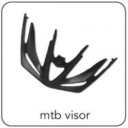 štítek přilby KASK Vertigo 2,0 black