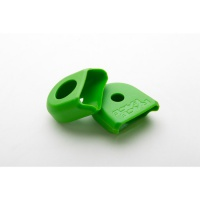 RACE FACE CRANK BOOT 2-pack, ochrana carbonových klik zelená