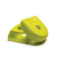 RACE FACE CRANK BOOT 2-pack, ochrana carbonových klik žlutá
