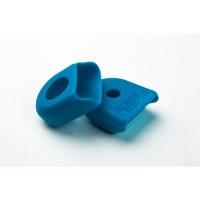 RACE FACE CRANK BOOT 2-pack, ochrana carbonových klik modrá