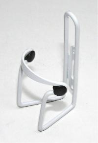 košík na láhev AL bílý+plasty
