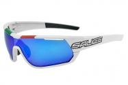 brýle SALICE 016ITA white/RW blue/clear+orange