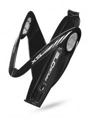 košík na láhev Race One X5 - gel černo/šedý