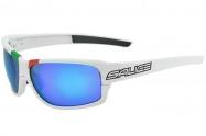 brýle SALICE 017ITACRX white/RWblue/clear+CRXsmoke