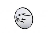 samolepka pod bovdeny Jag.gumová průhledná