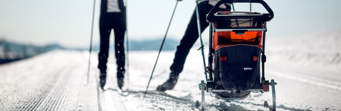 Lyžařské sety Thule Chariot